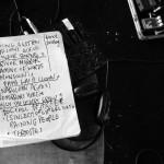 Songlist